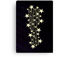 Happy Birthday To You - meteor  Canvas Print