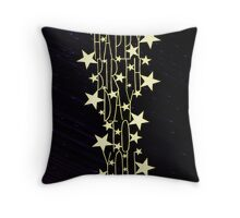 Happy Birthday To You - meteor  Throw Pillow