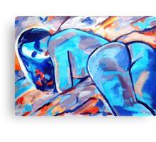 """Taste of fire"" Canvas Print"