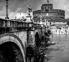 Castel di Angelo by maophoto