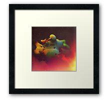 Milky Wayz Framed Print