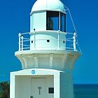 Richmond River Heads Lighthouse by peasticks