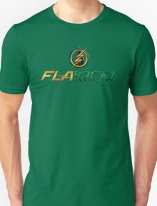 The Flash and Arrow (Team Flarrow) T-Shirt