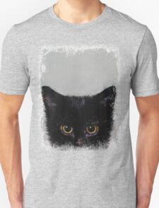 Black Kitten Unisex T-Shirt