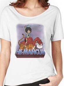 He-Mancub Women's Relaxed Fit T-Shirt