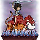 He-Mancub by Kenny Durkin