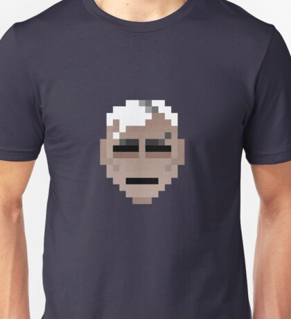 Retro Ghost Unisex T-Shirt