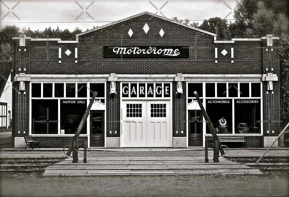 Motordrome by Linda Bianic