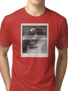 Death_Glitch Tri-blend T-Shirt