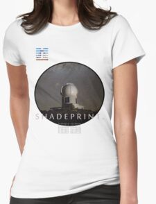 Sprouting. Womens Fitted T-Shirt