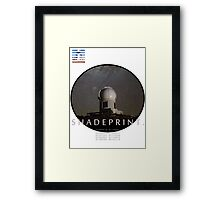 Sprouting. Framed Print