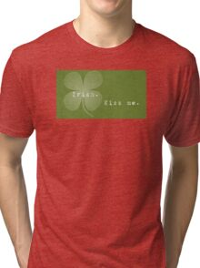 Irish Tri-blend T-Shirt