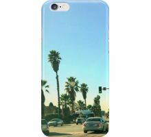 Santa Cruz Intersection iPhone Case/Skin