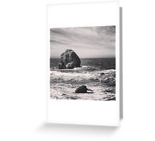 The Shores of San Francisco Greeting Card