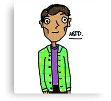 Abed Nadir  Canvas Print
