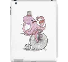 Octopus Hipster iPad Case/Skin