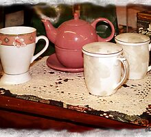 Coffee, Tea, Espresso ~ Steamy Hot! by SummerJade