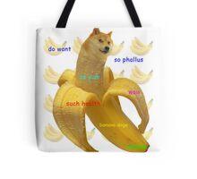 Banana Doge! Tote Bag