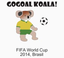 Go Goal Koala by denip