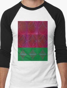 asteroid Men's Baseball ¾ T-Shirt