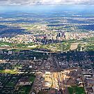 Edmonton, Alberta by Harry Oldmeadow