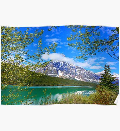 Jasper National Park, Alberta Poster