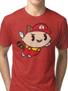 Super Mastermind Bros Tri-blend T-Shirt