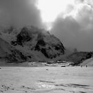 Mer de Glace  by geophotographic