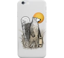grizzly twilight iPhone Case/Skin