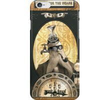 Obadiah Theremin, M.D. iPhone Case/Skin