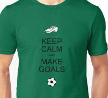 make goals Unisex T-Shirt
