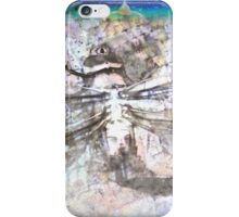 Dragonfly Among the Stars iPhone Case/Skin