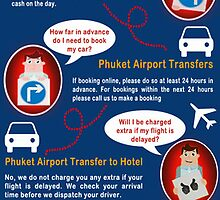 Phuket Airport Transfer by PhuketTransfer
