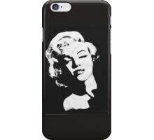 Maryilyn Monroe iPhone Case/Skin