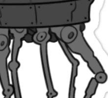 STARWARS - EMPIRE STRIKES BACK ROBOT Sticker