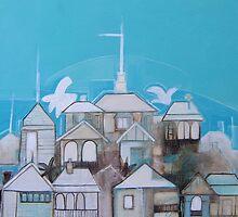 Hillbillies II by Elodie  Mayberry