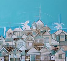Hillbillies I by Elodie  Mayberry