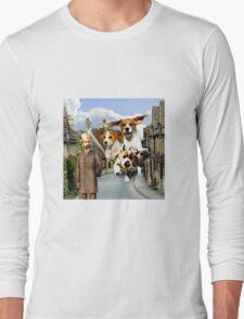 Hounds of the Baskervilles Long Sleeve T-Shirt