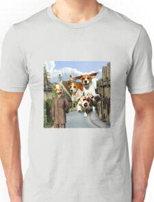 Hounds of the Baskervilles Unisex T-Shirt