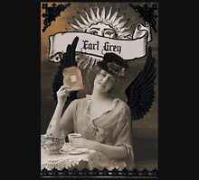 Teatime with Abigail Grey Womens Fitted T-Shirt