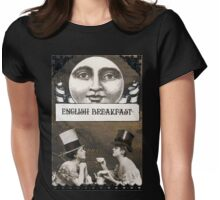 Xandria and Isolde Take Tea Womens Fitted T-Shirt