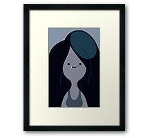 Marceline. Framed Print