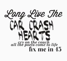 Car Crash Hearts by anching