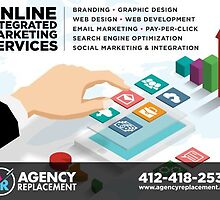 Online Marketing Services Pittsburgh by agencyreplaceme