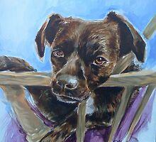 """""""Luckydog"""" by Sarah Madsen"""