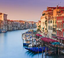 Grand Canal - Venice by Henk Meijer