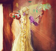 Tangled by christisocool