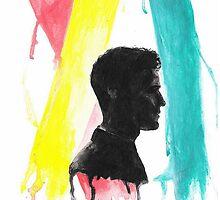 Darren Criss by ItIsTheBug
