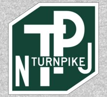New Jersey Turnpike Shield by cadellin