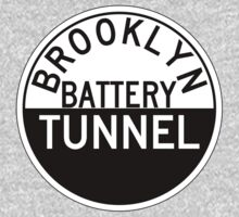 Brooklyn Battery Tunnel Seal by cadellin